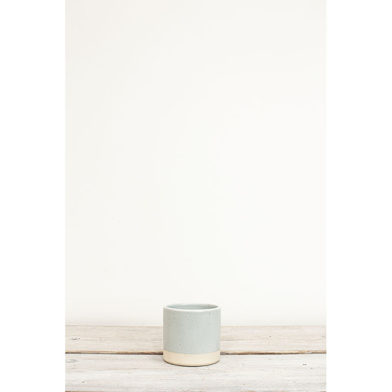 Tilli Mineral Speckled Small Plant Pot 9.5x10cm